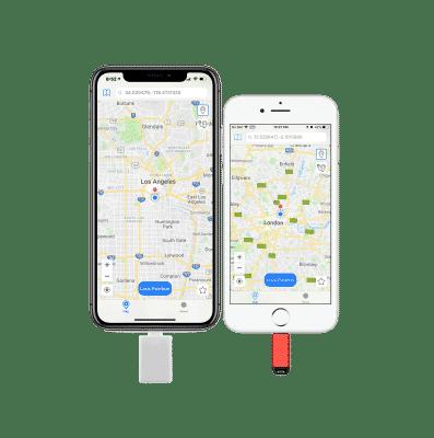 GfakerPro Spoof GPS location